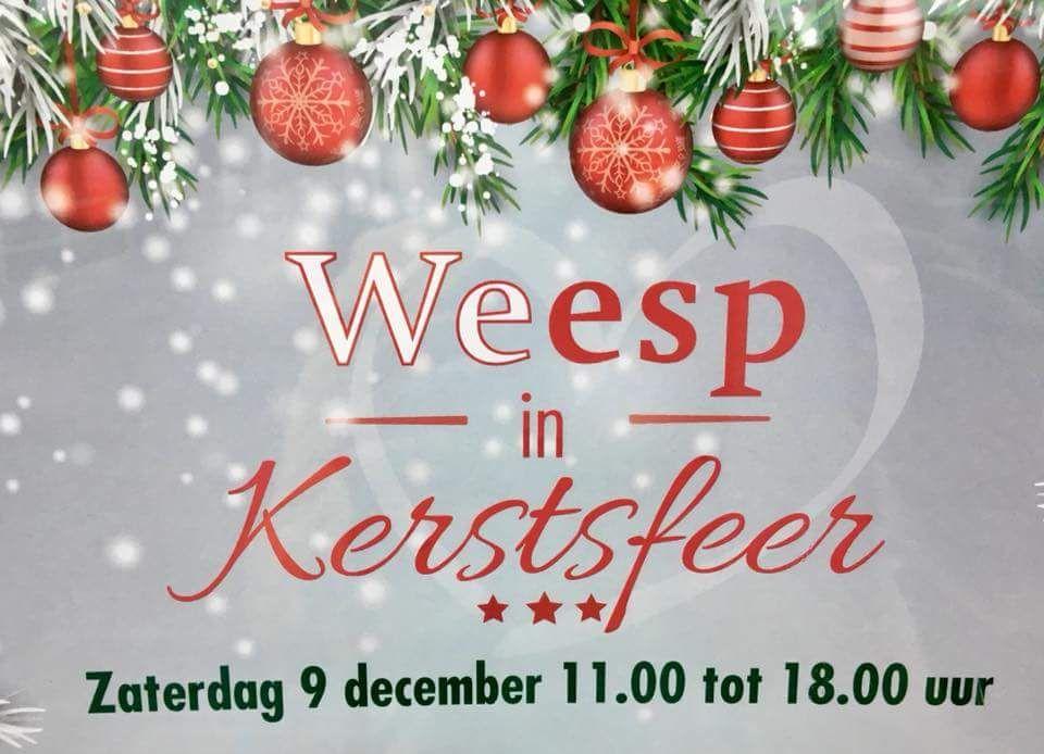 2017 – Weesp in kerstsfeer