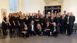 Kroonkoor Weesp in de Weesper Synagoge - zondag 19 november 2017